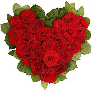 "Композиции на 14 февраля - Композиция ""С днем Святого Валентина"""