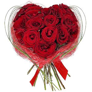 """Букеты на 14 февраля - Букет """"Любимой!"""""""